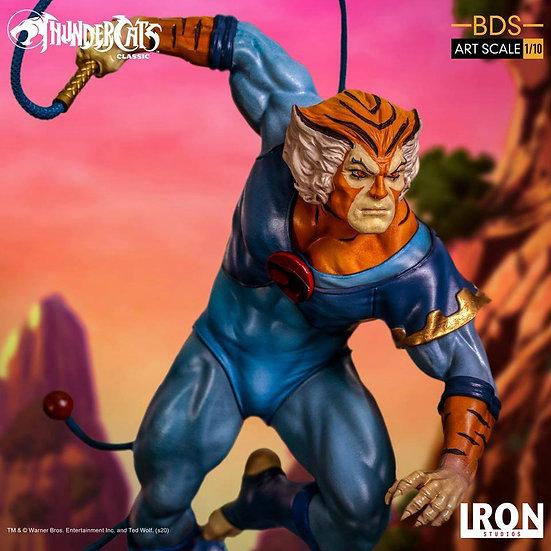 IRON STUDIOS 1/10 : Tygra (Thundercats)