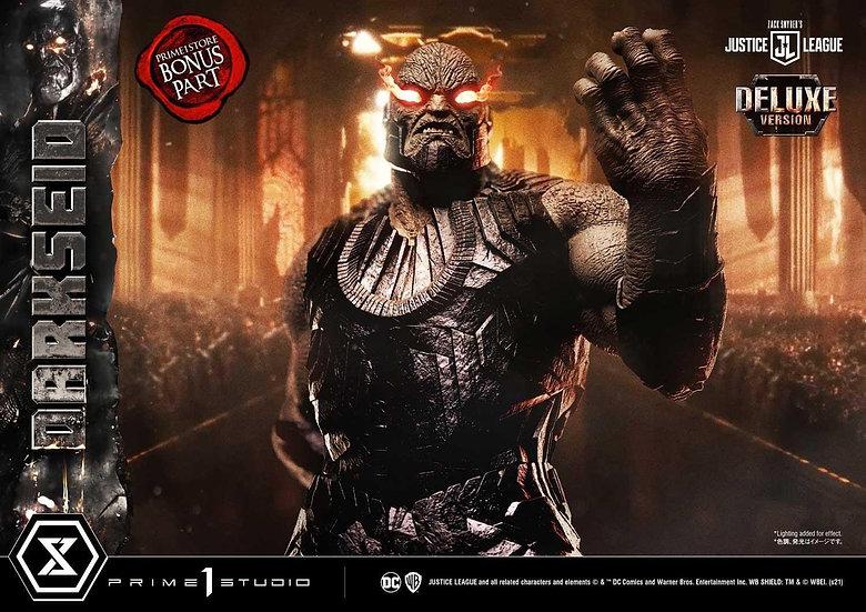 [7/7/64] Prime 1 Studio 1/3 : Darkseid (Zack Snyder's Justice League)