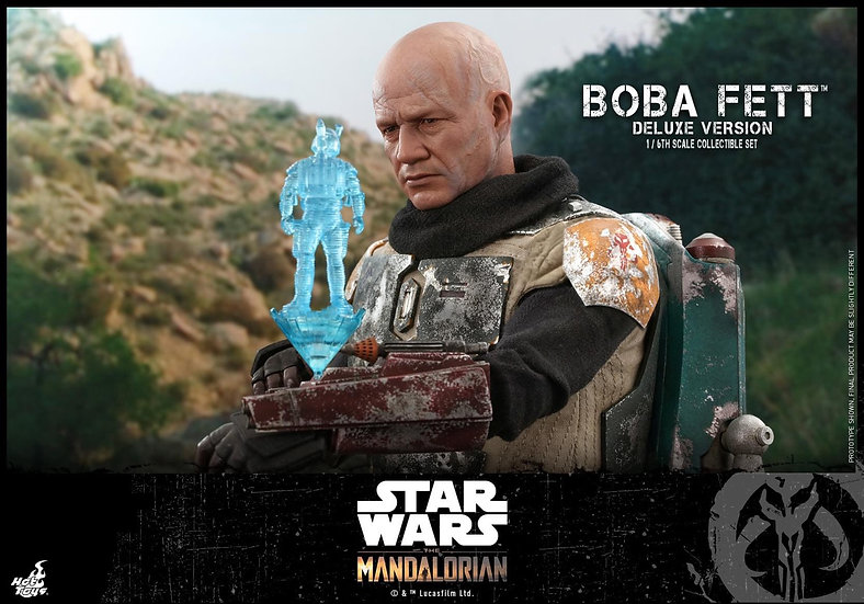 [15/3/21] HOT TOYS 1/6 : STAR WARS: THE MANDALORIAN™ BOBA FETT™ [Deluxe]