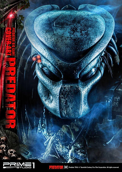 PRIME1STUDIO 1/4 : Big Game Cover Art Predator