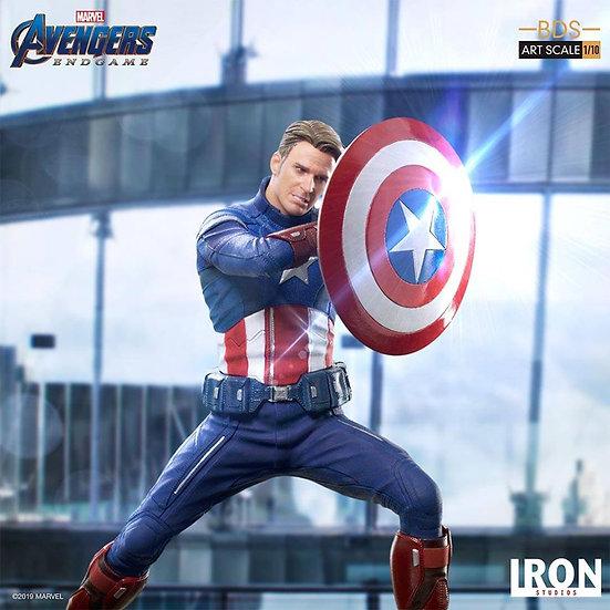 IRON STUDIOS 1/10 : Avengers: Endgame Captain America 2023
