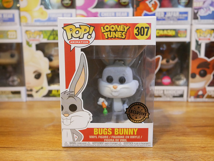 Funko POP Animation: Looney Tunes - Bugs Bunny (FL)