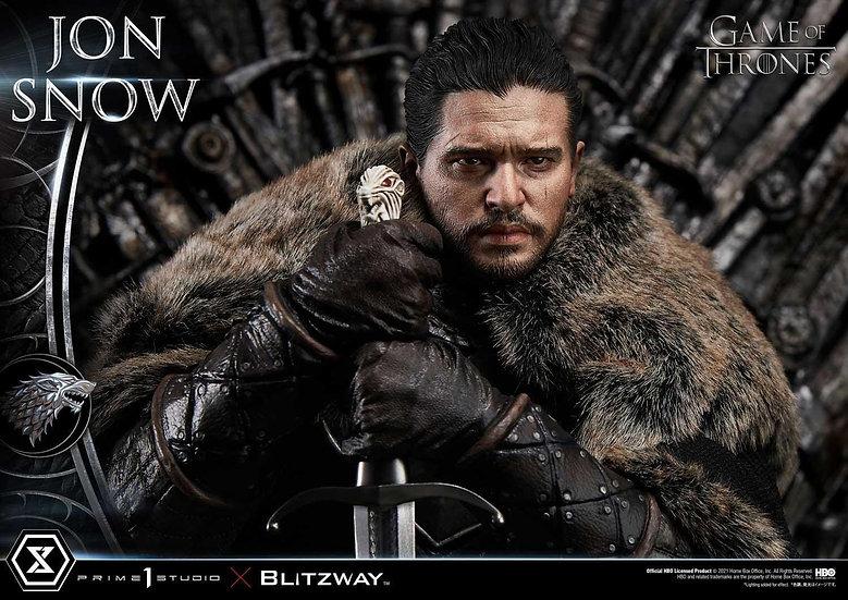 Prime 1 Studio & Blitzway 1/4 : Jon Snow (Games of Thrones)