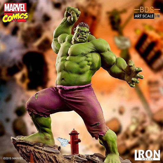 IRON STUDIOS 1/10 : Hulk BDS