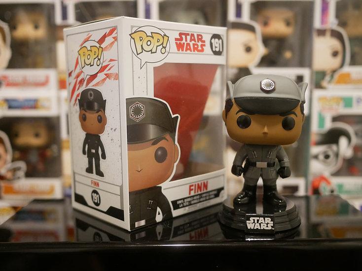 Funko Pop Star Wars : The Last Jedi - Finn