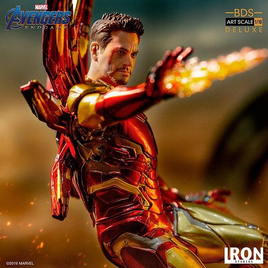 IRON STUDIOS 1/10 : Avengers: Endgame Ironman Mk85