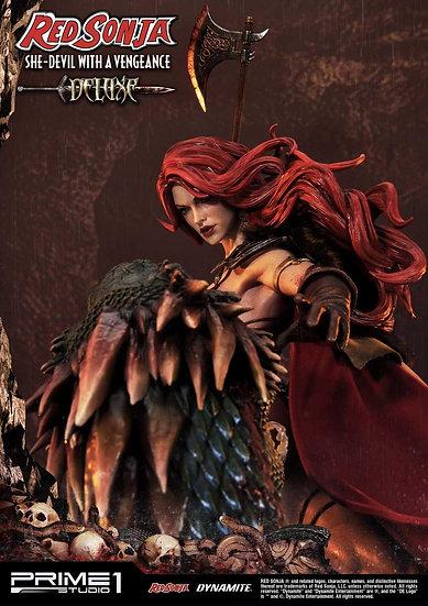 PRIME1STUDIO 1/3 : Red Sonja  She-Devil with a Vengeance [Deluxe]