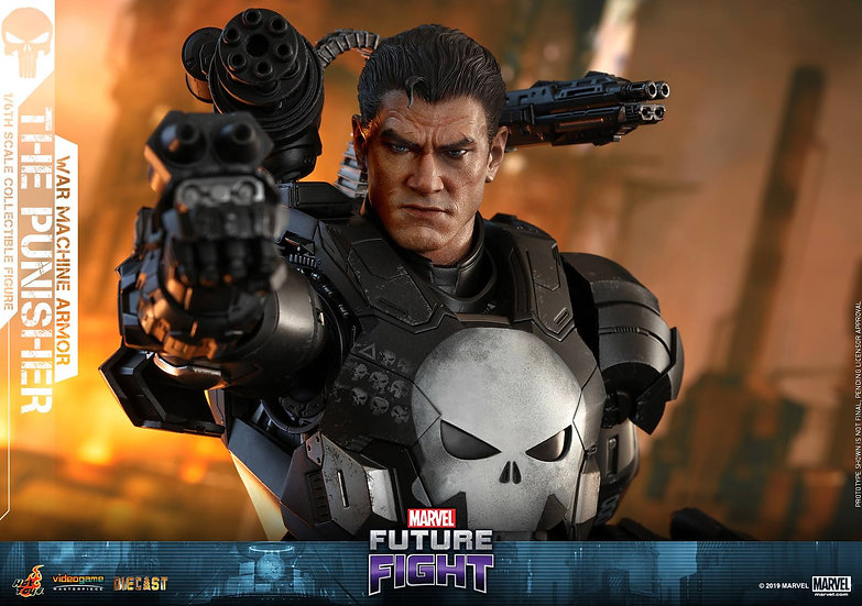 Hot Toys : MARVEL FUTURE FIGHT  THE PUNISHER (WAR MACHINE ARMOR