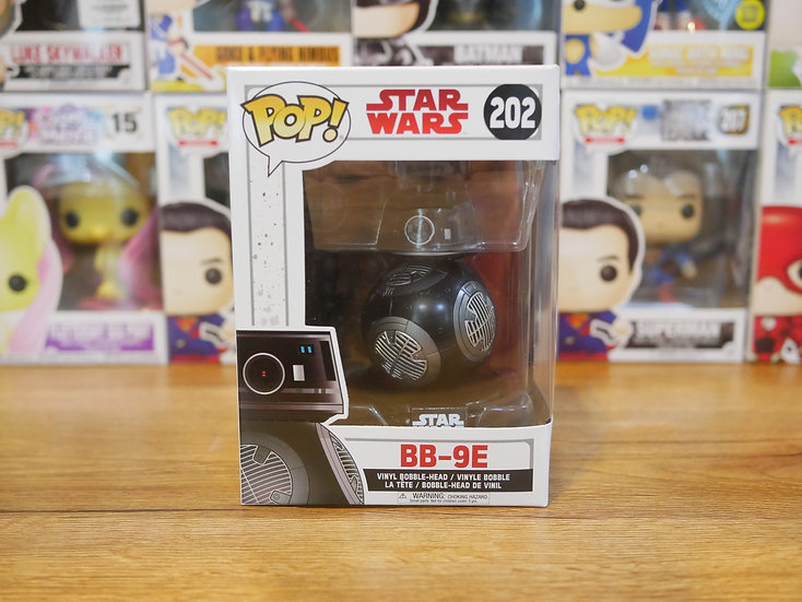 Funko POP Star Wars: TLJ - First Order BB 9E