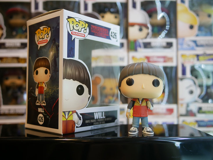 Pop Television : Stranger Things - Will