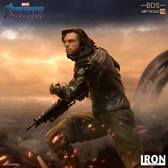 IRON STUDIOS 1/10 : Avengers: Endgame Winter Soldier