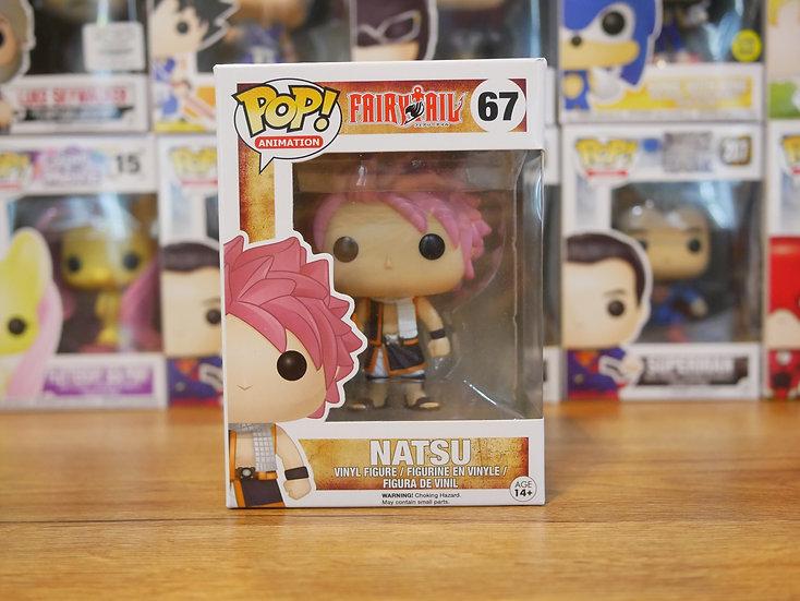 Funko POP Anime: Fairy Tail - Natsu