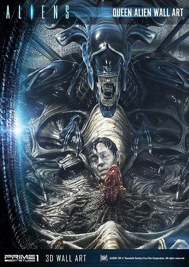 PRIME1STUDIO : Queen Alien Wall Art