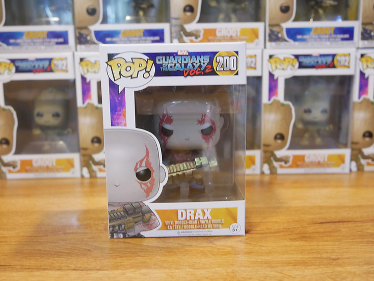Funko Pop Movies : Guardians of the Galaxy 2 - Drax
