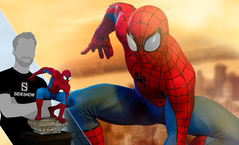 SIDESHOW Spider-Man 1/2 SCALE