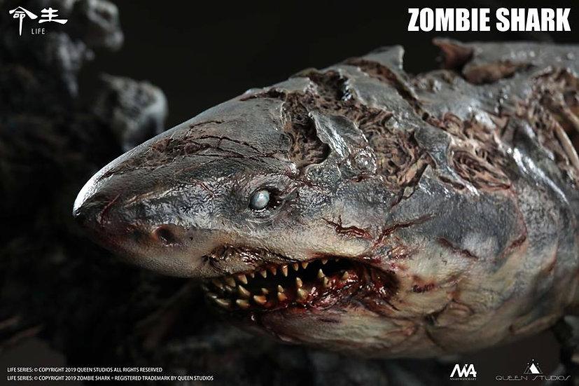 QUEEN STUDIOS 1/10 : Zombie Shark