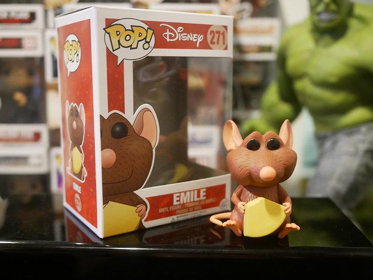 Funko Pop Disney : Ratatouille - Emile
