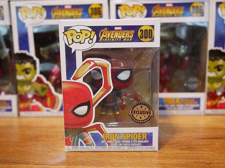 Funko POP Marvel: Avengers Infinity War - Iron Spider w/ Claws IE