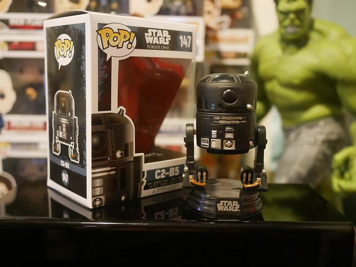 Funko Pop Star Wars : Rogue One - C2-B5