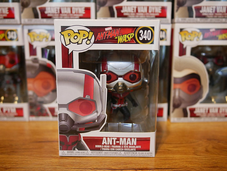 Funko POP Marvel: Ant-Man & The Wasp - Ant-Man