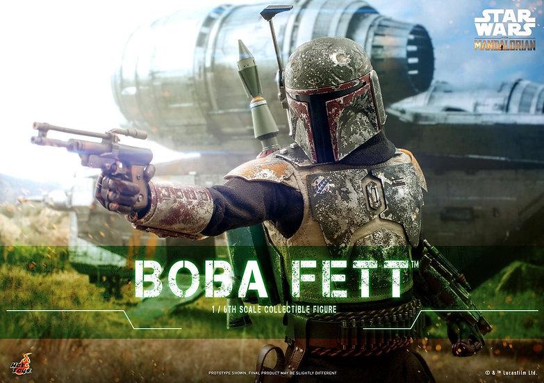 [LIMIT ORDER] HOT TOYS 1/6 : STAR WARS: THE MANDALORIAN™ BOBA FETT™