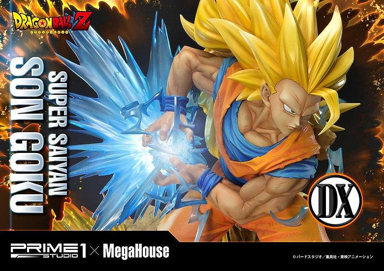 PRIME1STUDIO : Super Saiyan Son Goku [Deluxe]