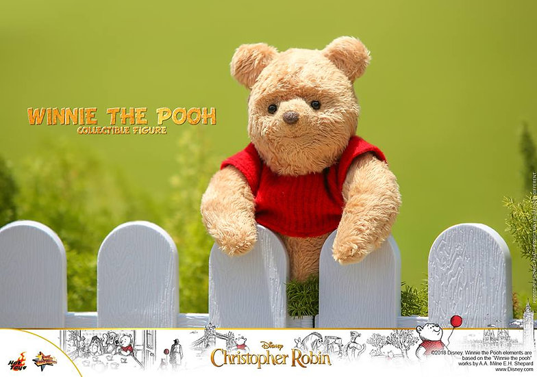 Hot Toys : CHRISTOPHER ROBIN WINNIE THE POOH