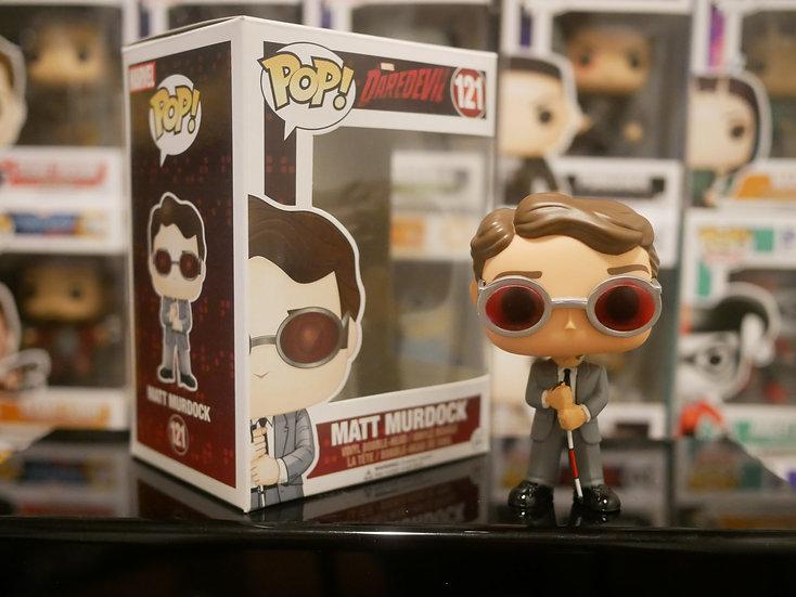 Funko Pop Marvel : Daredevil TV - Matt Murdock