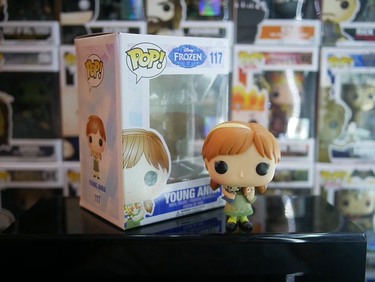 Funko Pop Disney : Frozen - Young Anna