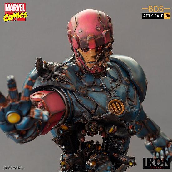 IRON STUDIOS 1/10 : X-Men VS Sentinel #1 (Deluxe)