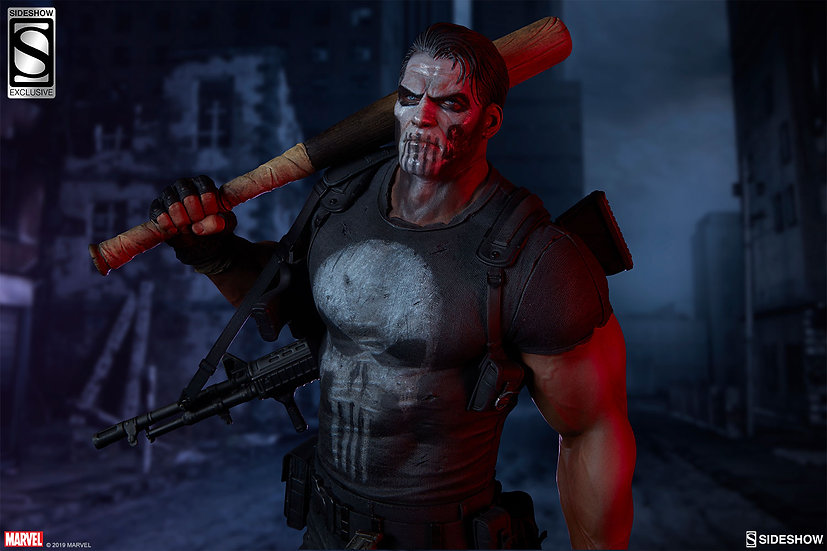 SIDESHOW PFF : The Punisher [Exclusive]