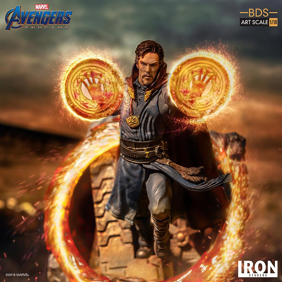 IRON STUDIOS 1/10 : Avengers: Endgame Doctor Strange