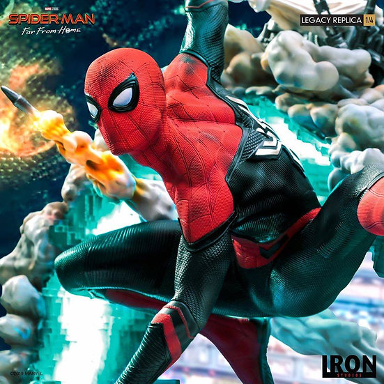 IRON STUDIOS 1/4 : Spider-Man: Far From Home