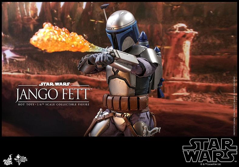 Hot Toys 1/6 : STAR WARS EPISODE II: ATTACK OF THE CLONES™ JANGO FETT