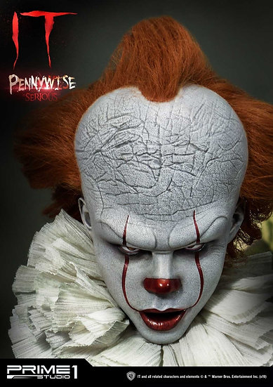 PRIME1STUDIO 1/2 : Pennywise Serious Bust