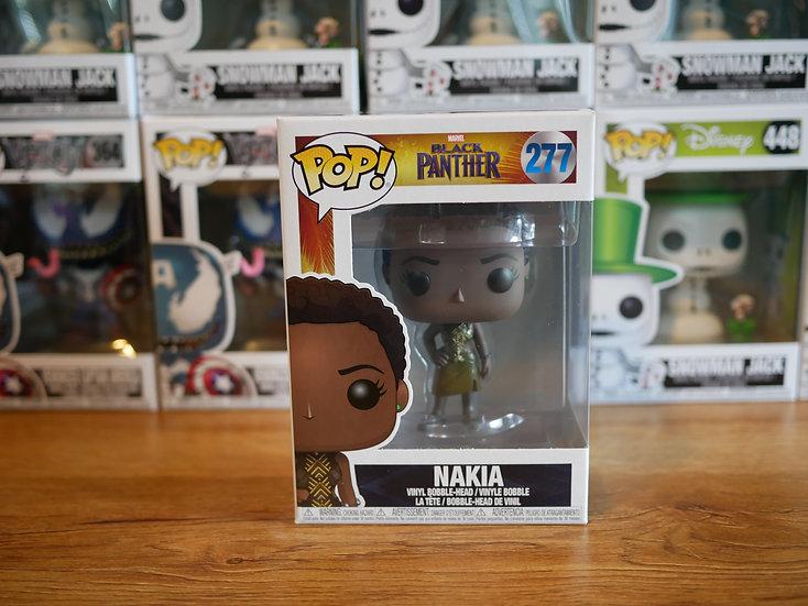 Funko POP Marvel: Black Panther- Nakia
