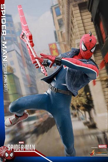 Hot Toys : MARVEL'S SPIDER-MAN (SPIDER-PUNK SUIT)