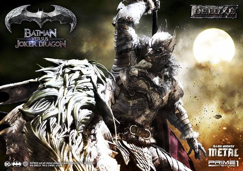 PRIME1STUDIO 1/3 : Batman Versus Joker Dragon [Deluxe]