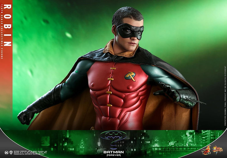 [26/2/21]  HOT TOYS 1/6 : BATMAN FOREVER ROBIN