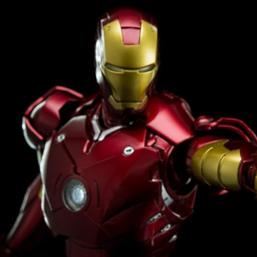 KING ARTS : Iron Man Mark3 1/9 DIECAST