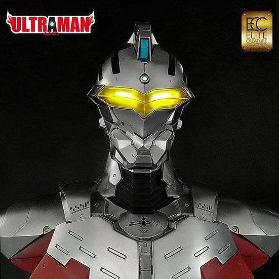 [LIMIT ORDER] ECC : Ultraman Suit Ver 7.2 Life-Size Bust