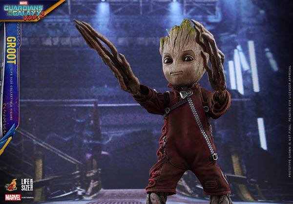Hot Toys : GUARDIANS OF THE GALAXY VOL. 2 GROOT