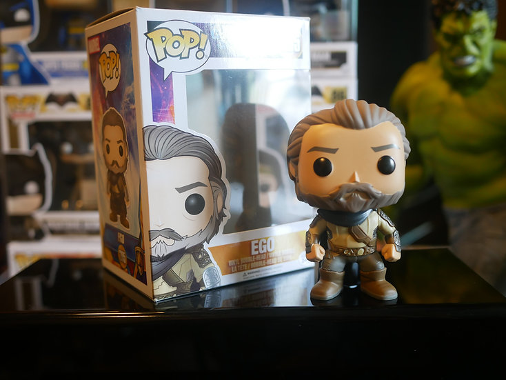 Funko Pop Movies : Guardians of the Galaxy 2 - Ego