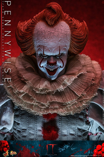 [LIMIT ORDER] Hot Toys : IT CHAPTER TWO PENNYWISE