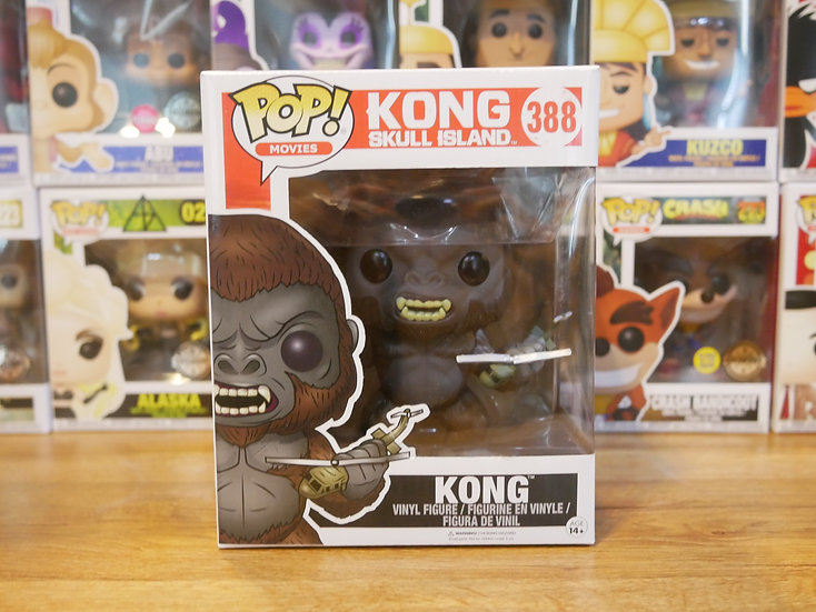"Funko Pop 6"": King Kong 2017 Film - King Kong"