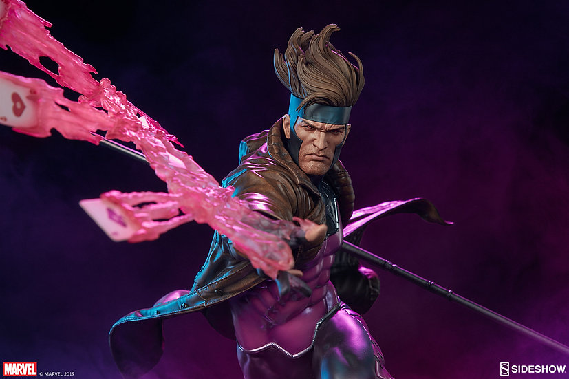 SIDESHOW MAQUETTE : Gambit