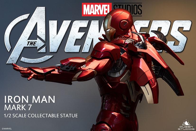 Queen Studios 1/2 : Iron Man Mark 7