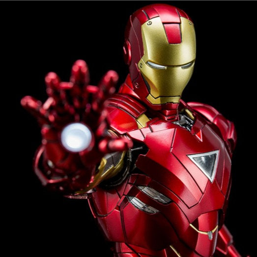KING ARTS : IRONMAN MARK VI 1/9 DIECAST