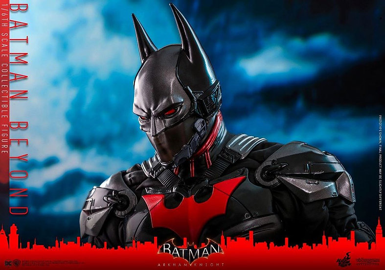 Hot Toys 1/6 : BATMAN: ARKHAM KNIGHT BATMAN BEYOND