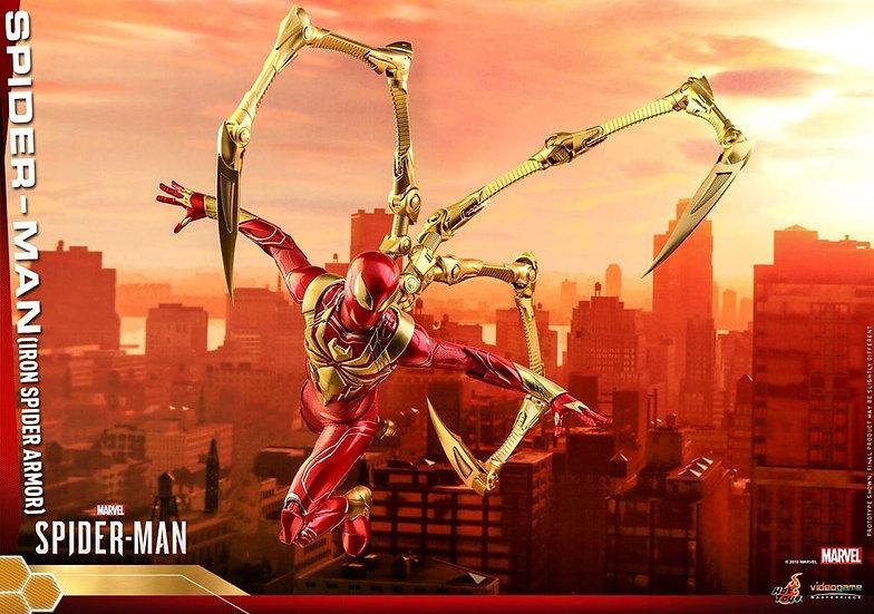 Hot Toys 1/6 : MARVEL'S SPIDER-MAN SPIDER-MAN (IRON SPIDER ARMOR)